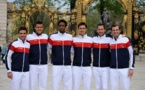 COUPE DAVIS: Pouille, Simon, Mahut et Herbert sélectionnés, Gaël Monfils remplaçant pour le quart de finale de Coupe Davis contre la Grande-Bretagne