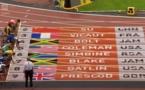 VIDEO: Bolt perd sa dernière finale de 100m