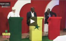 Revivez le grand débat des candidats à la présidence de la FSF