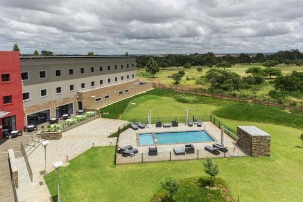 """Exclusif Sport221-  Hotel Park Inn Radisson: La tanière des """"Lions"""" à Polokwane"""