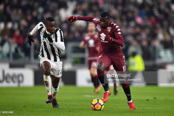 Série A/25éme journée : Juve en danger chez Mbaye Niang(Torino)