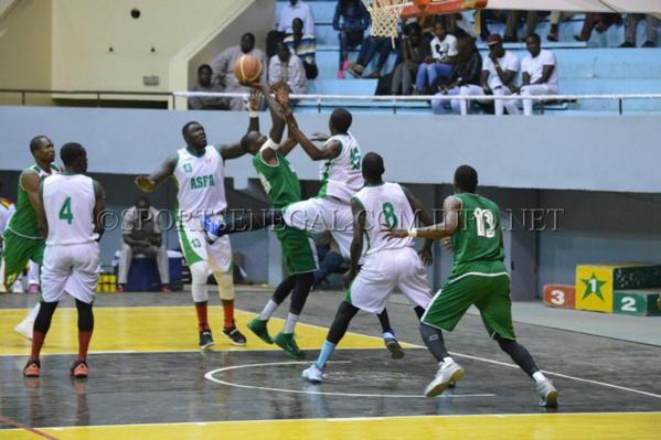 Basket national 1 masculin J 08: HLM BC défie Duc, ASFA acueille l'ASC Thiès