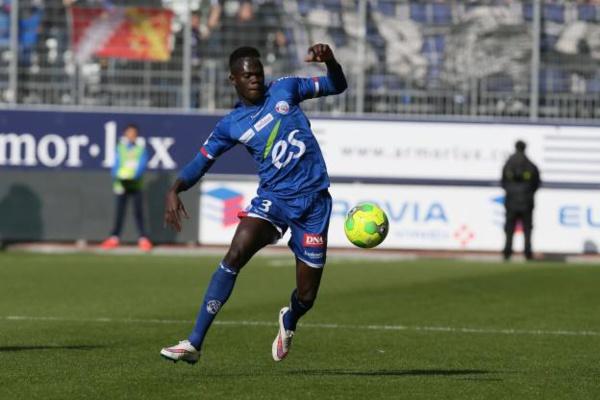 Strasbourg, le sénégalais Abdallah Ndour rejoue après 10 mois d'absence