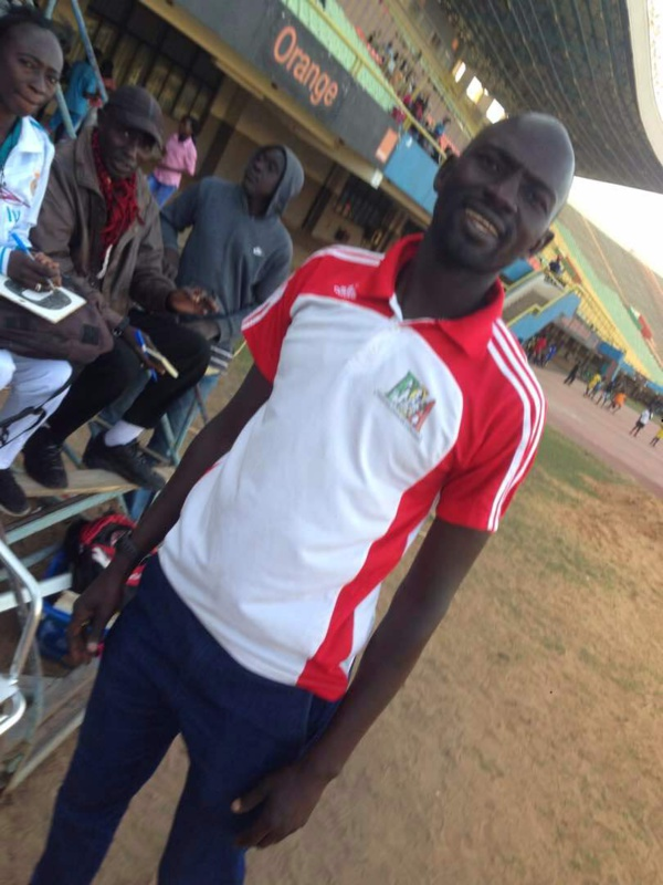 """Ndiack Thiaw directeur technique régional de la ligue d'athlétisme de Dakar: """"L'athlétisme sénégalais est confronté à d'énormes difficultés"""""""