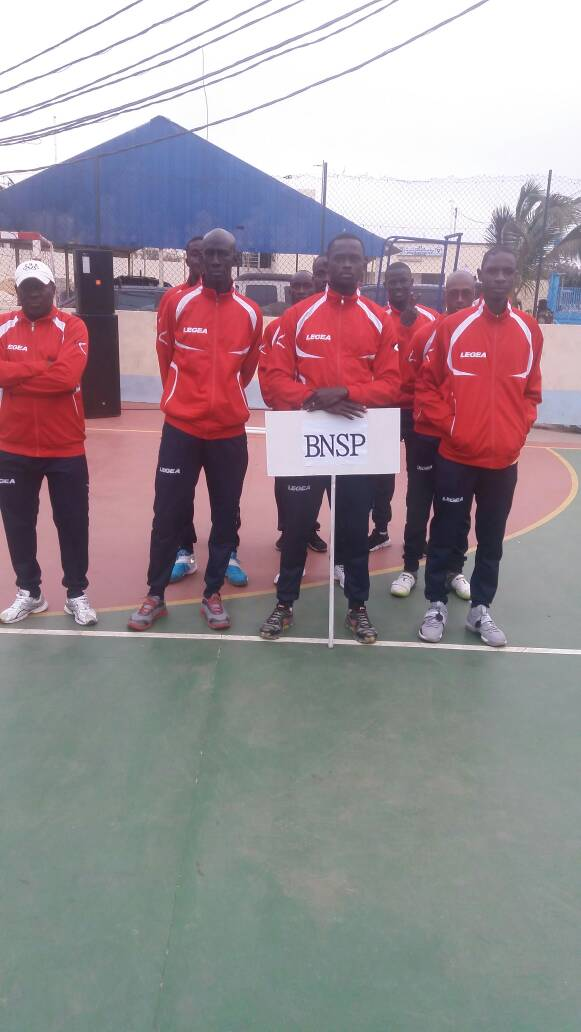 Championnat national militaire inter corps de Volley Ball édition 2018 du 16 au 30 avril 2018