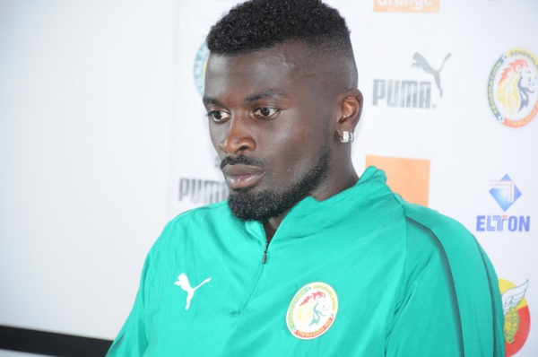 Match contre Pologne : Mbaye Niang  se dit confiant et clame sa polyvalence