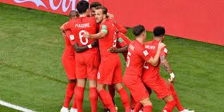 C.D.M : l'Angleterre sort la Suède et passe en demi finale