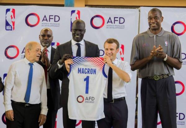 NBA Afrique noue un partenariat avec l'Agence Française de Développement (AFD)