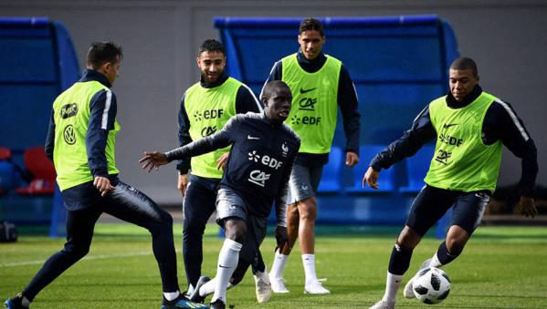 Equipe de France : Mbappé, Kanté et Pavard forfaits ?
