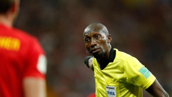 Mondial 2018: Malang Diedhiou, arbitre et dernier représentant de l'Afrique