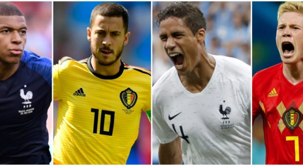 France-Belgique : Le Ballon d'Or en toile de fond