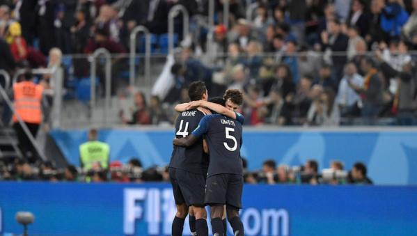 Coupe du monde 2018 : Umtiti crucifie ''les diables''