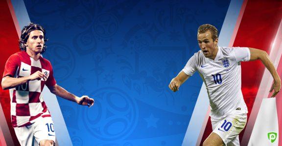 C.D.M ½ finale / Croatie-Angleterre : Le choc des ambitions