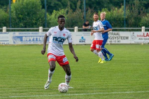 KV Courtrai : Arrivé depuis 4 jours, Alioune B. Camara est convoqué dés ce vendredi contre Brugges
