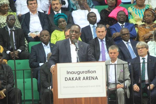 Stade Olympique de football du Sénégal : les travaux vont durer 17 mois