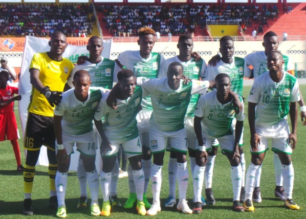 Coupe CAF : le match Jaraaf face à Rs Berkane prévu ce lundi