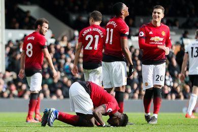 Man Utd : à trois jours de recevoir le PSG, Pogba et Martial donnent le ton...