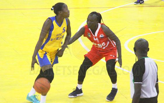 Basket national : voici les résultats de la 4e journée des hommes et filles
