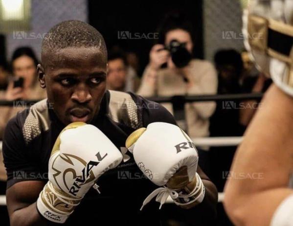 Boxe : Souleymane Cissokho, natif de Dakar, nouveau champion de France des super-welters