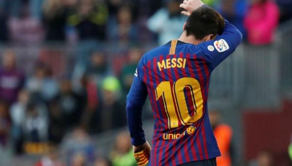 Barcelone : Messi remonté contre ses propres fans