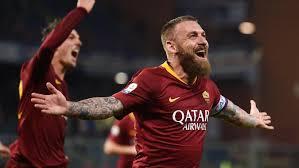 AS Roma : les émouvants adieux de l'emblématique Daniele De Rossi