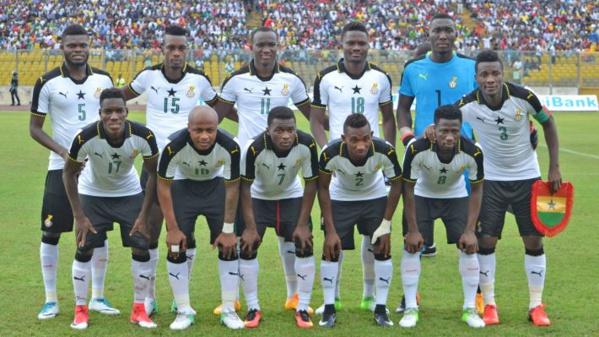 Officiel : voici la liste des 23 Black Stars qui vont défendre les couleurs du Ghana