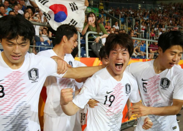Mondial U20 : Les Sud-Coréens rejoignent les Ukrainiens en finale