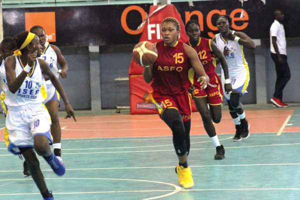 Basket Dames : Ville de Dakar lamine US EPT, ISEG et DUC s'imposent