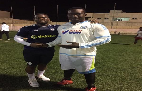 Match de gala : Gouye Gui s'incline lourdement devant le footballeur Mamadou Thiam (13-8)