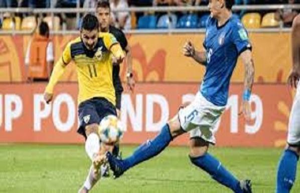Mondial U20 : l'Italie perd la petite finale