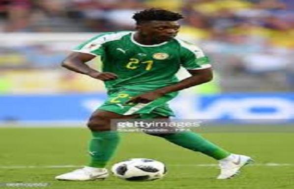 Lamine Gassama defenseur des « Lions » : « On avait à cœur de gagner ce match et essayer de faire partie de l'histoire »