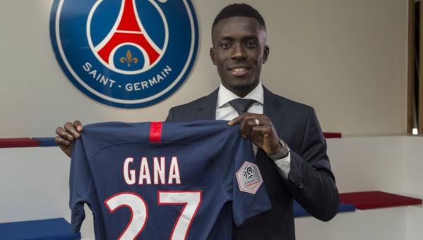 Gueye, le nouveau Lion du PSG