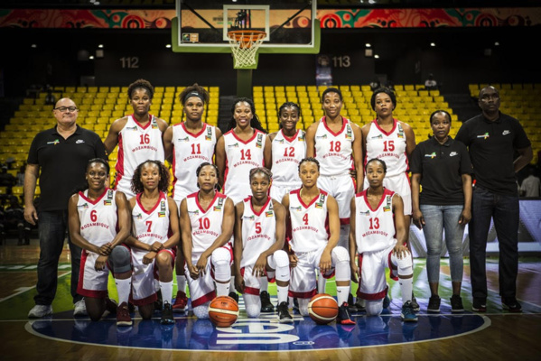Afrobasket féminin : Mozambique s'impose devant le Kenya (55-39)