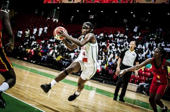 Afrobasket féminin : Le Mali remporte son duel contre l'Angola (71-63)