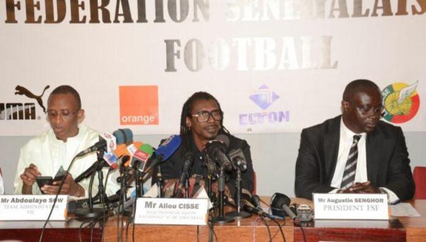 Relation tendue avec Augustin Senghor , Abdoulaye Sow rectifie : « C'est archi-faux que nous sommes à couteaux tirés «