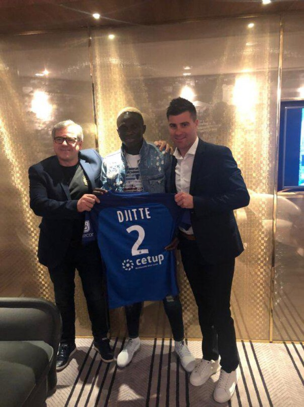 Moussa Djitte, attaquant:  « A Grenoble pour faire mes preuves »