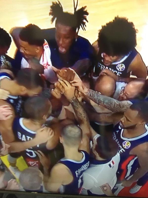 Basket Mondial Chine 2019 :la France qualifiée aux JO de Tokyo après la victoire de l'Australie