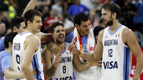 Mondial Chine 2019 : L'Argentine corrige la France et rejoint l'Espagne en finale