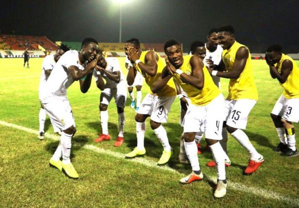 Wafu Cup 2019 : le Ghana en finale après sa victoire sur la Cote d'Ivoire