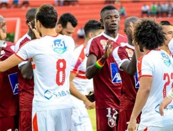 LDC : Zamalek-Génération Foot sera joué au Caire le 24 Octobre