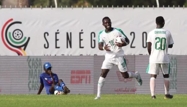 Wafu Cup 2019: Ibrahima Drame et Madicke Kane portent le Sénégal en finale
