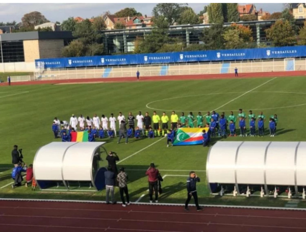Amical : La Guinée et Didier Six tombent devant les Comores