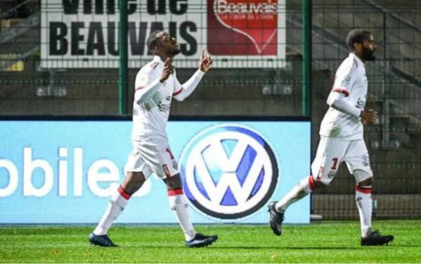Ligue 2 : Yannick Gomis dans l'équipe type de la 13e journée