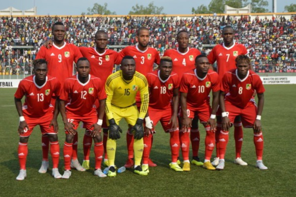 CAN 2021- Congo: Voici la liste des vingt-deux «Diables rouges» retenus pour affronter le Sénégal !