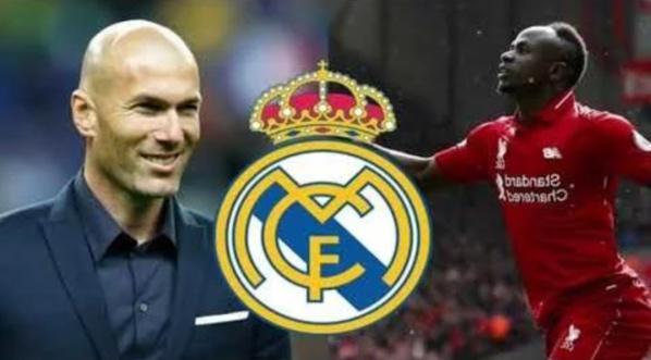 Mercato Real : Zidane tente un nouveau coup pour Mané !