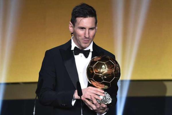 Ballon d'or 2019 : Messi sacré !