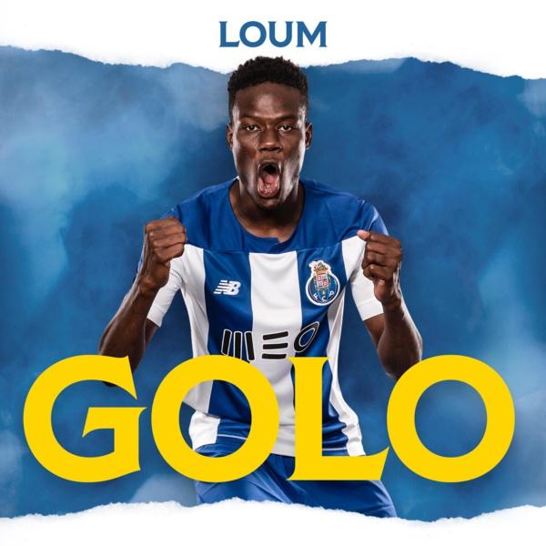 Portugal : Loum Ndiaye marque et participe à la victoire de Porto