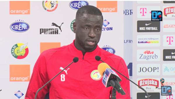 """Cheikhou Kouyaté étale sa colère: """"si Sadio Mané était Brésilien ou Européen, il n'y aurait pas eu de débat"""""""