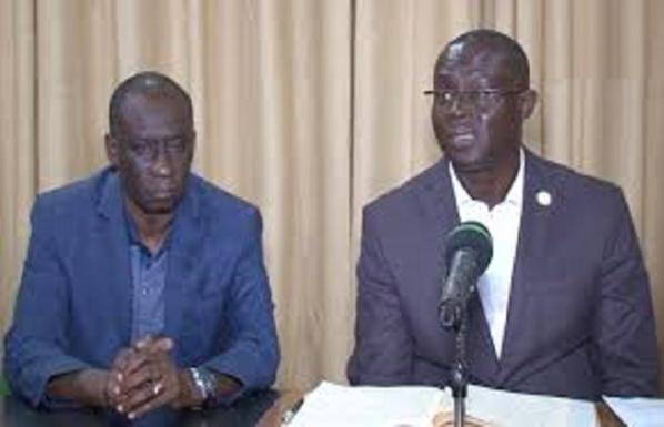 VIDEO: Augustin Senghor fait des recommandes fortes au DTN Mayacine Mar