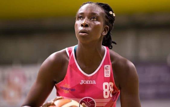 La Roche VBC: Uju Ugoka blessée, Oumou Touré arrive en renfort !